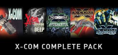 Купить X-COM: Complete Pack