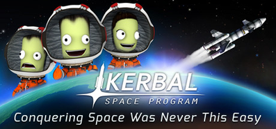 Купить Kerbal Space Program