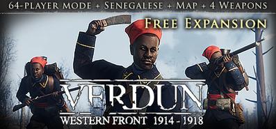 Купить Verdun для STEAM
