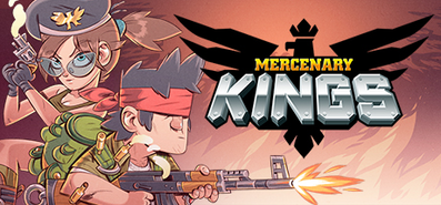 Купить Mercenary Kings