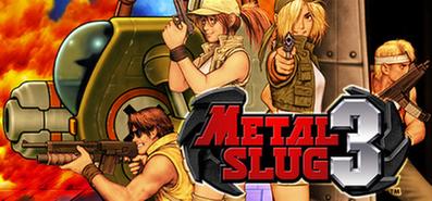 Купить Metal Slug 3