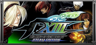 Купить The King Of Fighters XIII STEAM EDITION