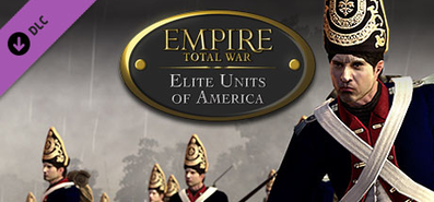Купить Empire: Total War - Elite Units of America