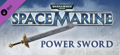 Купить Warhammer 40,000: Space Marine - Power Sword