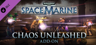 Купить Warhammer 40,000: Space Marine - Chaos Unleashed Map Pack