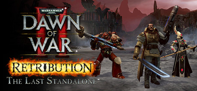 Купить Dawn of War II: Retribution – The Last Standalone