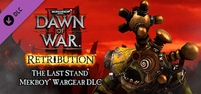Купить Warhammer 40,000: Dawn of War II: Retribution - Mekboy Wargear DLC