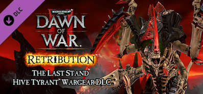 Купить Warhammer 40,000: Dawn of War II: Retribution - Hive Tyrant Wargear DLC