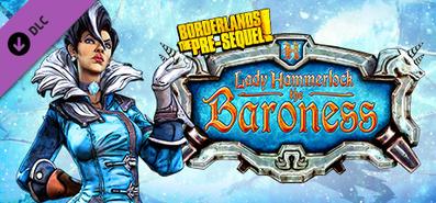Купить Borderlands: The Pre-Sequel - Lady Hammerlock the Baroness Pack