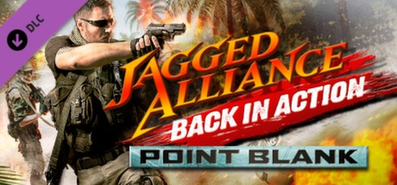 Купить Jagged Alliance - Back in Action: Point Blank