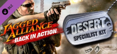 Купить Jagged Alliance - Back in Action: Desert Specialist Kit