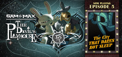 Купить Sam & Max: The Devil's Playhouse