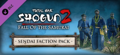 Купить Total War: SHOGUN 2 - Fall of the Samurai - Sendai Faction Pack