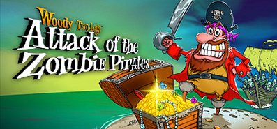 Купить Woody Two-Legs: Attack of the Zombie Pirates