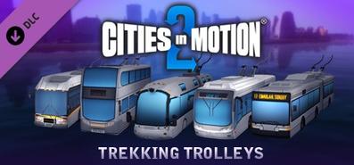 Купить Cities in Motion 2: Trekking Trolleys