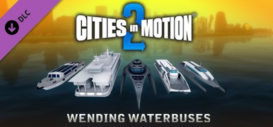 Купить Cities in Motion 2: Wending Waterbuses