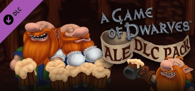 Купить A Game of Dwarves: Ale Pack