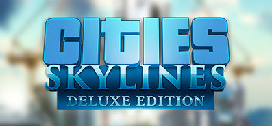 Cities: Skylines Deluxe Edition для STEAM