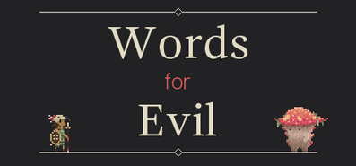 Купить Words for Evil