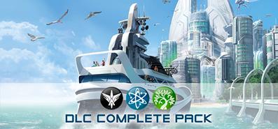 Купить Anno 2070 DLC Complete Pack