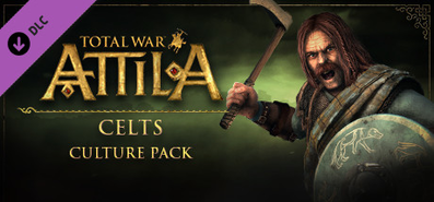 Купить Total War: ATTILA - Celts Culture pack