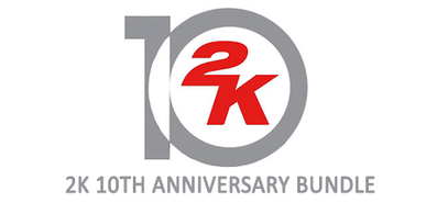 Купить 2K 10th Anniversary Bundle