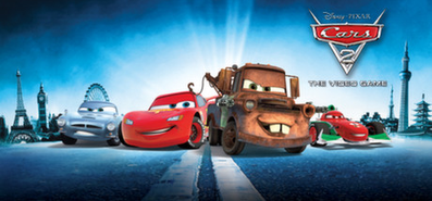 Купить Disney•Pixar Cars 2: The Video Game