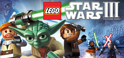 LEGO Star Wars III: The Clone Wars для STEAM