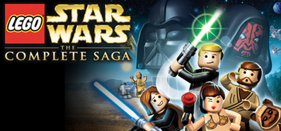 LEGO Star Wars: The Complete Saga для STEAM