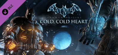 Купить Batman: Arkham Origins - Cold, Cold Heart