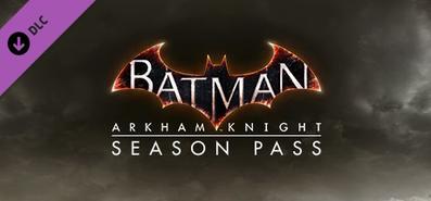 Batman: Arkham Knight Season Pass для STEAM