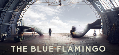 Купить The Blue Flamingo