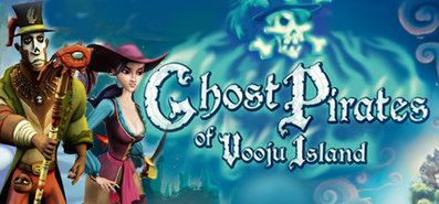 Купить Ghost Pirates of Vooju Island