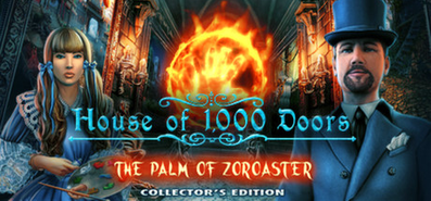 Купить House of 1000 Doors: The Palm of Zoroaster Collector's Edition