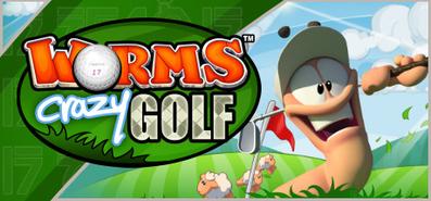 Купить Worms Crazy Golf