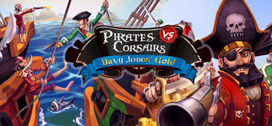 Купить Pirates vs Corsairs: Davy Jones's Gold