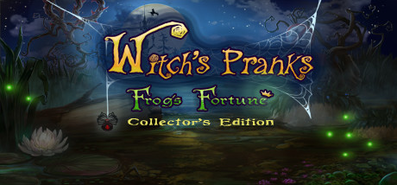 Купить Witch's Pranks: Frog's Fortune Collector's Edition