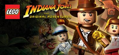 LEGO Indiana Jones: The Original Adventures для STEAM