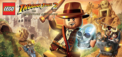 LEGO Indiana Jones 2: The Adventure Continues для STEAM
