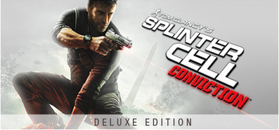 Купить Tom Clancy's Splinter Cell Conviction Deluxe Edition