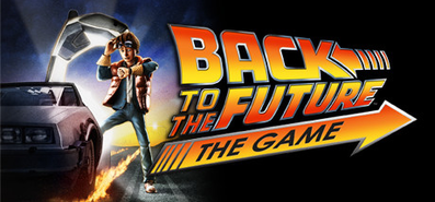 Купить Back to the Future: The Game