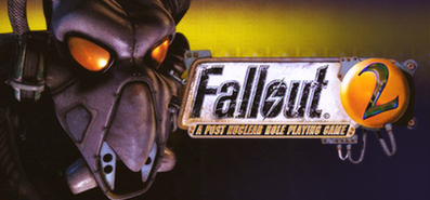 Fallout 2: A Post Nuclear Role Playing Game для STEAM