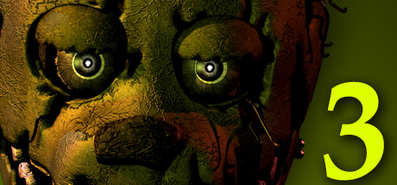 Купить Five Nights at Freddy's 3