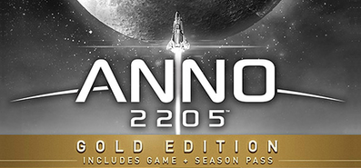 Купить Anno 2205 Gold Edition