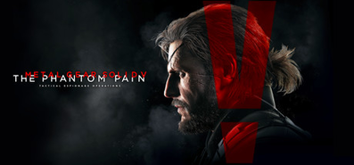 MGS 5 / МГС 5 / METAL GEAR SOLID V: THE PHANTOM PAIN для STEAM