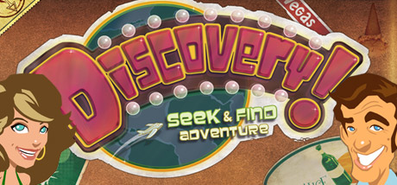 Купить Discovery! A Seek and Find Adventure