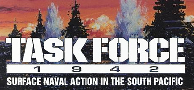 Купить Task Force 1942: Surface Naval Action in the South Pacific