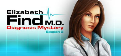 Купить Elizabeth Find M.D. - Diagnosis Mystery - Season 2