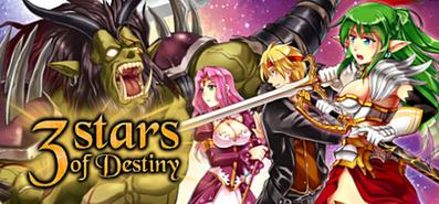Купить 3 Stars of Destiny