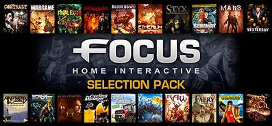 Купить Focus Selection Pack